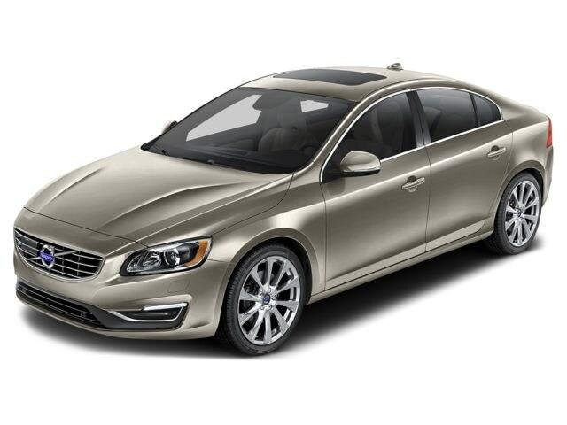 2016 Volvo S60 T5 Platinum Inscription Sedan LYV402FM2GB101433