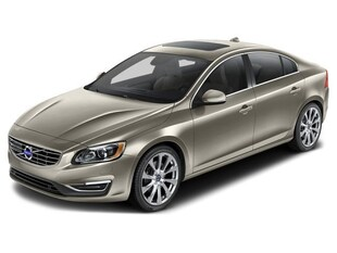 2016 Volvo S60 Inscription T5 Sedan