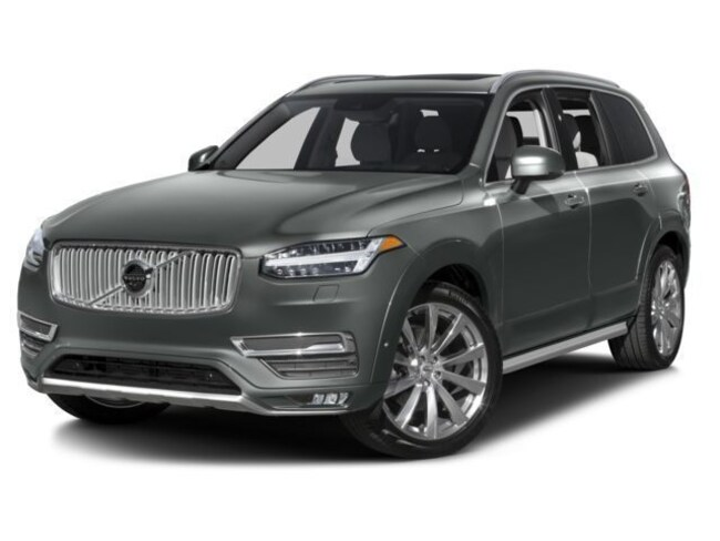 Certified Pre-Owned 2016 Volvo XC90 SUV K10761 for sale in Fort Collins, CO