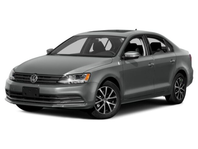 2016 Volkswagen Jetta 1.8T SEL Sedan