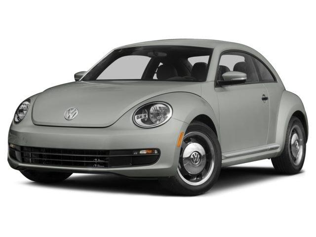 2016 Volkswagen Beetle 1.8T Classic Hatchback