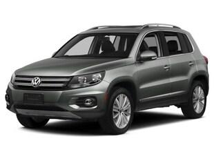 2016 Volkswagen Tiguan S SUV