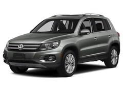 2016 Volkswagen Tiguan SUV