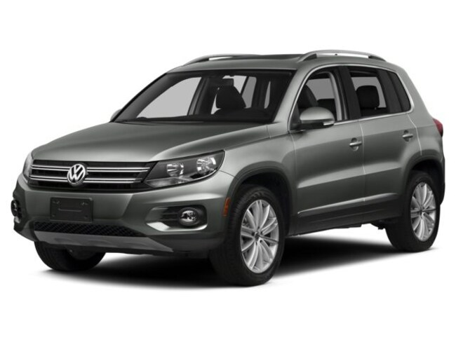 2016 Volkswagen Tiguan SE SUV For Sale in Northampton, MA