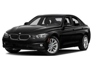 2017 BMW 3 Series Car WBA8E5G53HNU22228