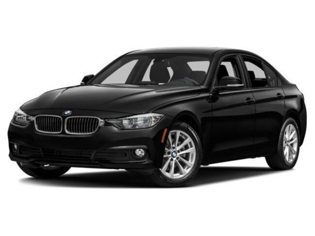 Used vehicle 2017 BMW 3 Series 320i xDrive Sedan for sale near you in Stafford, VA