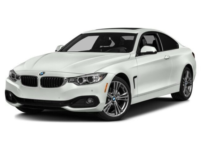 Certified Pre Owned 2017 BMW 430i xDrive SULEV Coupe Shrewsbury