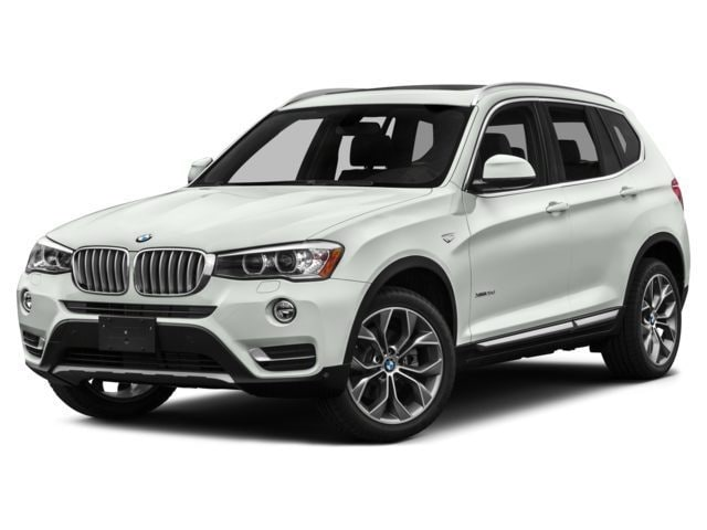 2017 BMW X3 Xdrive35i SUV