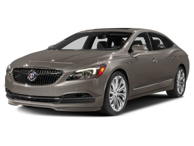 New 2017 Buick LaCrosse Essence Sedan in Cortland