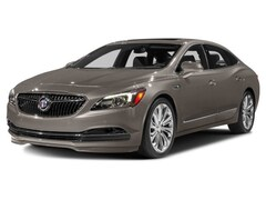 2017 Buick Lacrosse Premium I Group Sedan