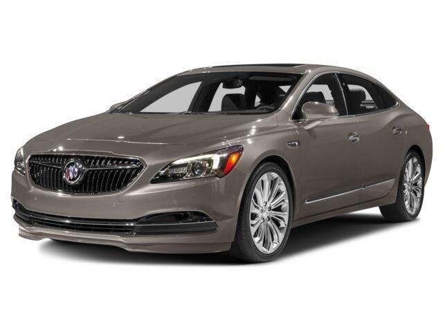 2017 Buick LaCrosse Premium Sedan