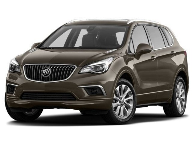 New 2017 Buick Envision Preferred SUV in Cortland