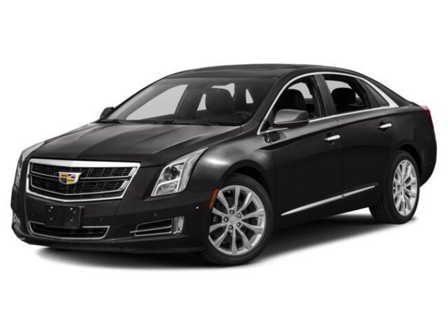 Used 2017 Cadillac Xts Platinum In Schaumburg Il Near Palatine