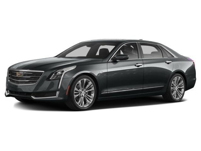 New 2017 CADILLAC CT6 3.6L Platinum Sedan Buffalo NY