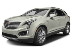 2017 Cadillac XT5 Luxury AWD Crossover SUV