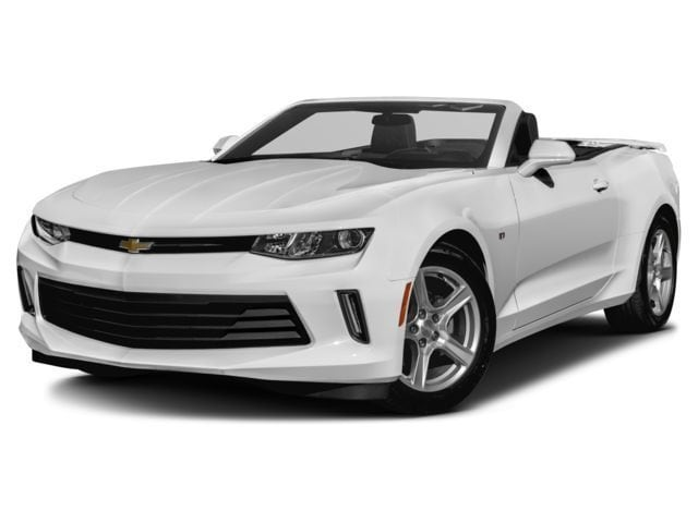 New 2017 Chevrolet Camaro 1LT Convertible Buffalo NY