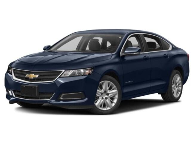 New 2017 Chevrolet Impala LS w/1LS (Retail Only) Sedan in Cortland