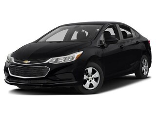 Used 2017 Chevrolet Cruze for sale in Johnstown, PA