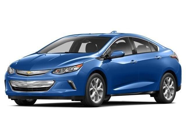 New 2017 Chevrolet Volt Premier Hatchback Buffalo NY