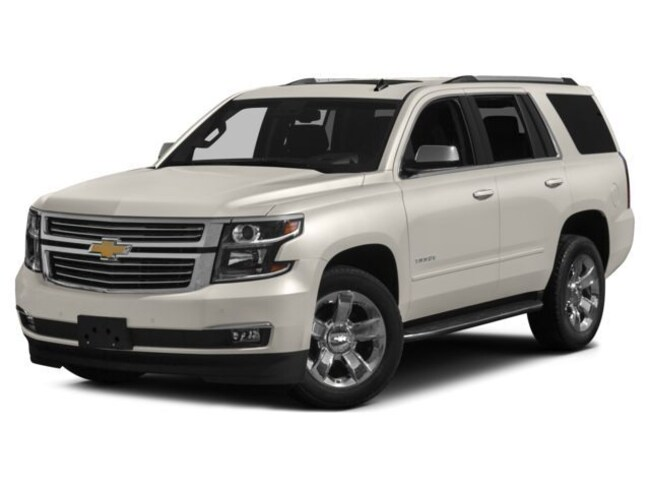 New 2017 Chevrolet Tahoe Premier SUV near Boston, MA