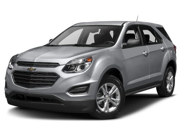 New 2017 Chevrolet Equinox LS SUV Buffalo NY