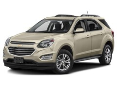 Used 2017 Chevrolet Equinox LT SUV for sale in Warren, PA