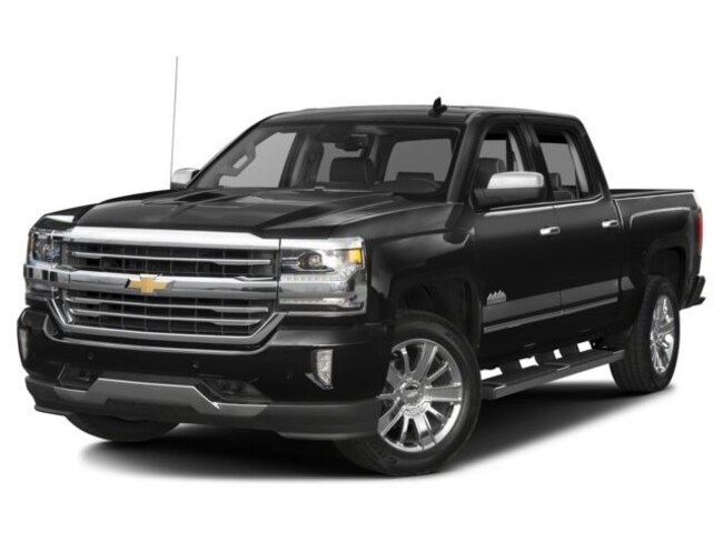 2017 Chevrolet Silverado 1500 High Country Crew Cab Truck