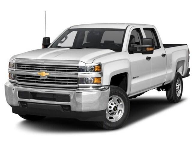 2017 Chevrolet Silverado 2500HD WT Truck Crew Cab For Sale in lake Bluff, IL