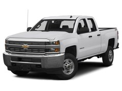 Used 2017 Chevrolet Silverado 4WD Double CAB 144.2  LT Cab; Extended in Lewiston, ID
