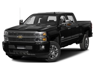 2017 Chevrolet Silverado 2500 High Country Truck Crew Cab