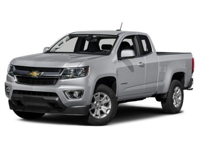 2017 Chevrolet Colorado LT 4x2 Extended Cab 6 ft. box 128.3 in. WB Truck Extended Cab