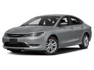 Bargain 2017 Chrysler 200 Limited Platinum Sedan 15724A for sale near you in Ardmore, OK