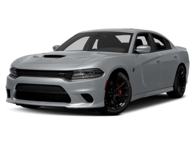 New 2017 Dodge Charger SRT Hellcat Sedan in Stroudsburg, PA