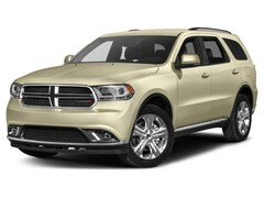 Used 2017 Dodge Durango GT SUV 5959 for sale in Cooperstown, ND at V-W Motors, Inc.