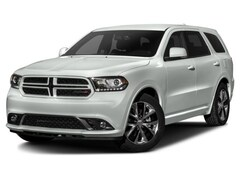 Certified Pre-owned 2017 Dodge Durango R/T SUV for sale in the Bronx near white plains, NY