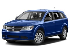 2017 Dodge Journey 4D SUV FWD SE SE  SUV