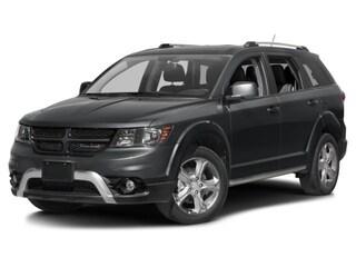 2017 Dodge Journey Crossroad SUV 3C4PDDGG4HT644404 For Sale in Cartersville, GA