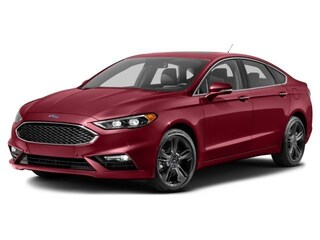 New 2017 Ford Fusion Platinum Sedan Port Richey, Florida