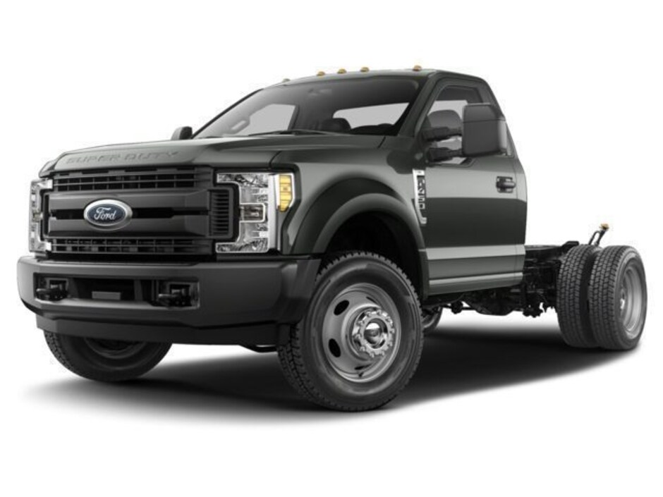 Used 2017 Ford F-450 Chassis XL DRW Standard Cab Lamesa