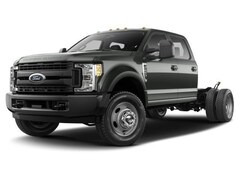 2017 Ford F-450 Chassis XL Truck Crew Cab