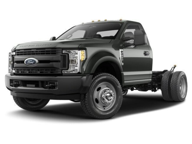 2017 Ford Chassis Cab F-550 XL DUMP