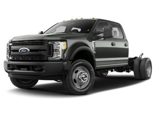 2017 Ford F-550 Chassis Truck Crew Cab