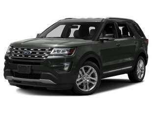 2017 Ford Explorer WAGON