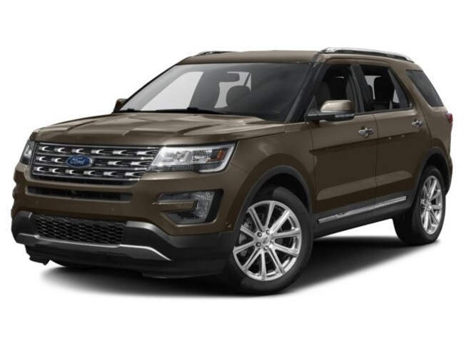 Used 2017 Ford Explorer Limited SUV for Sale in Edinboro