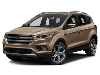 2017 Ford Escape Titanium SUV for sale in Johnstown, PA