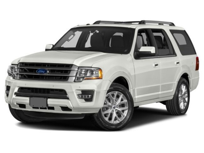 Used 2017 Ford Expedition Limited SUV in Hannibal, MO