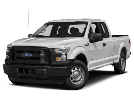 2017 Ford F-150 XL Pickup Truck