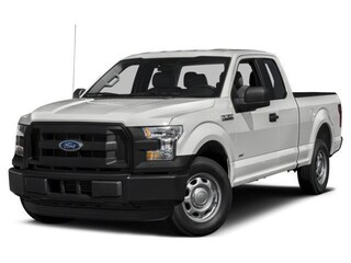 New 2017 Ford F-150 XL Truck in Rome, GA