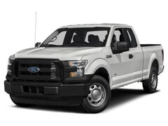2017 Ford F-150 XLT 4x4 XLT  SuperCab 6.5 ft. SB