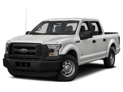 2017 Ford F-150 Truck SuperCrew Cab 1FTEW1CF8HFC80155